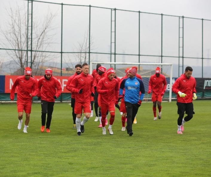 Sivasspor, Galatasaray maçına hazır