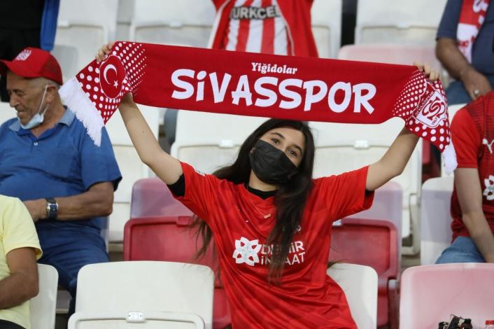 Sivasspor - Gaziantep maçının bilet satışı başladı