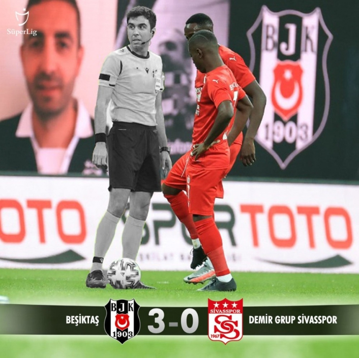 Sivasspor hakemi kararttı!