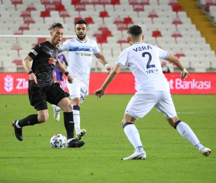 Sivasspor ile Adana Demirspor ligde ilk kez karşılaşacak
