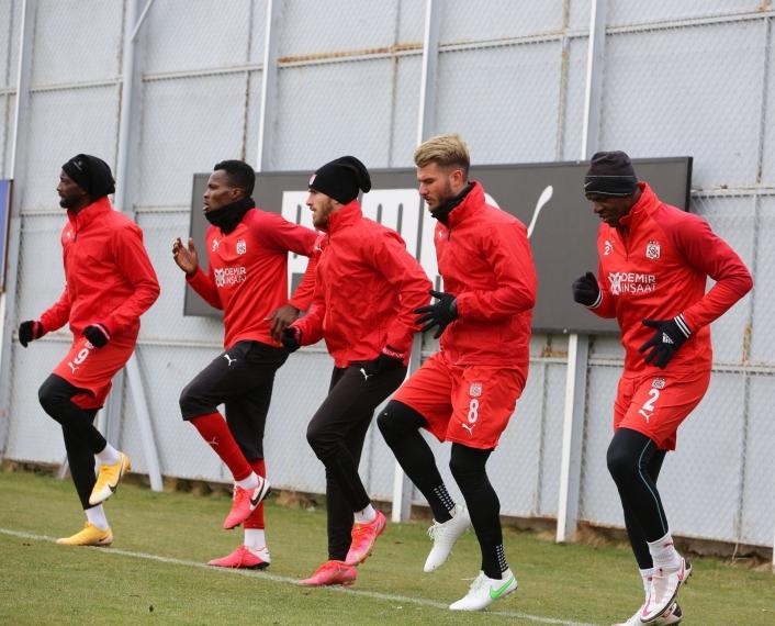 Sivasspor, Konyaspor maçına hazır