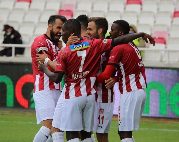 Sivasspor ligdeki 2. galibiyetini aldı