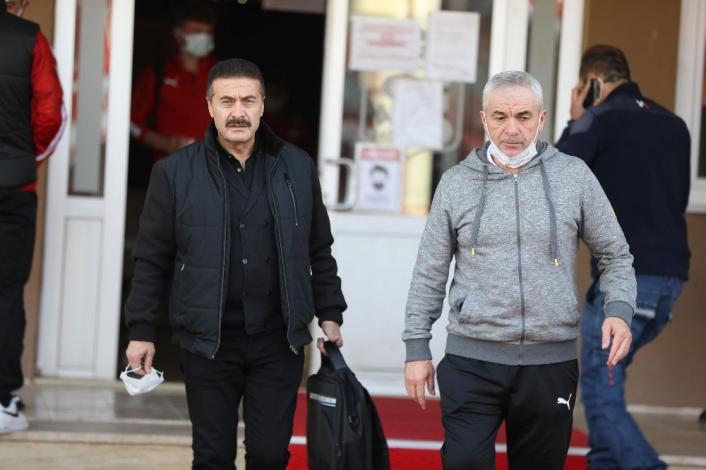 Sivasspor, Malatya´ya gitti