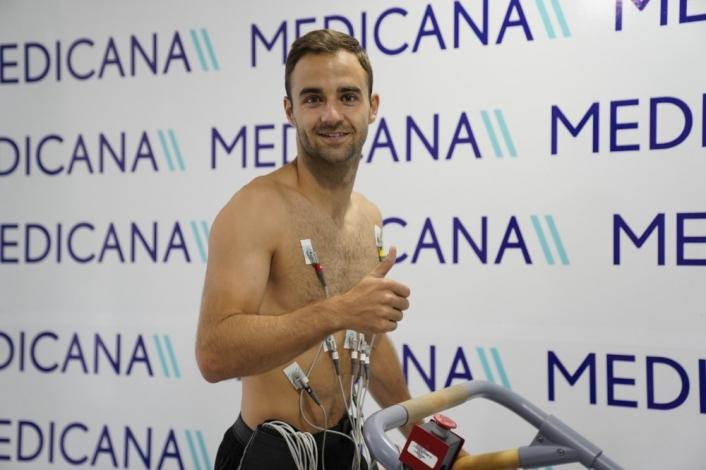 Sivasspor´un yeni transferi Felix, sağlık kontrolünden geçti
