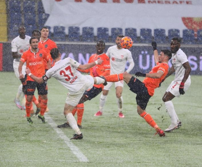 Sivasspor´un yenilmezlik serisi 4 maça çıktı