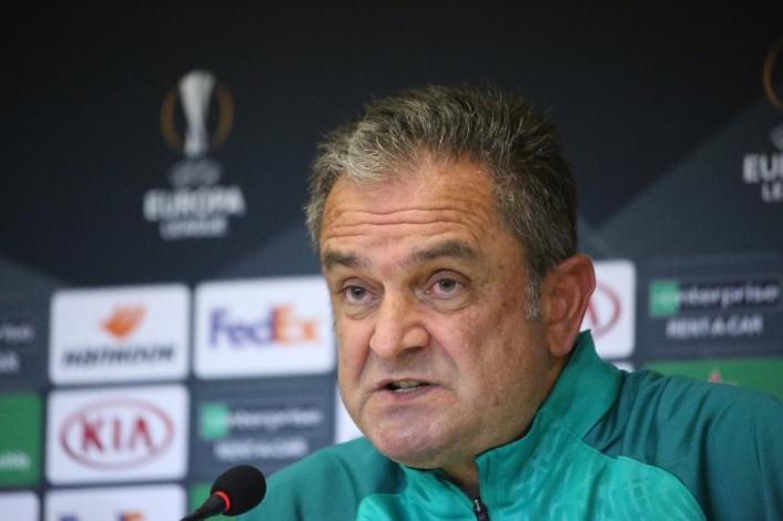 Sivasspor Yardımcı Antrenörü Bülent Albayrak: