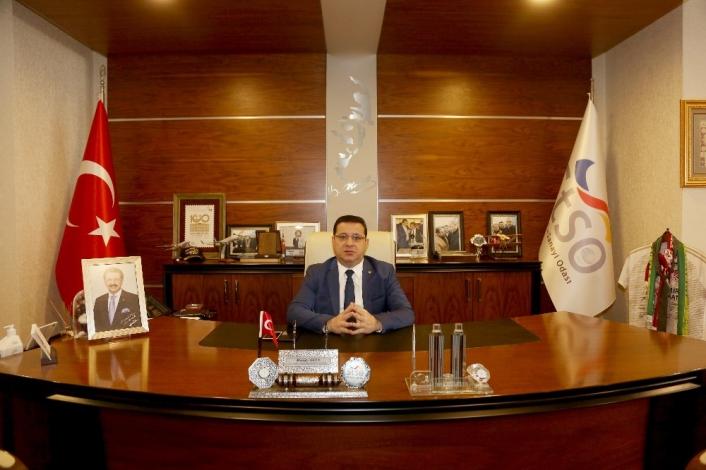 STSO Başkanı Eken: