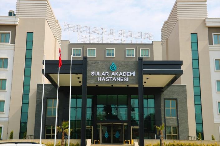 Sular Akademi Hastanesi´nin hedefi sağlık turizmi