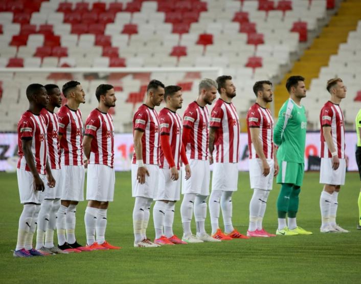 Süper Lig´in en az yenilen takımı Sivasspor