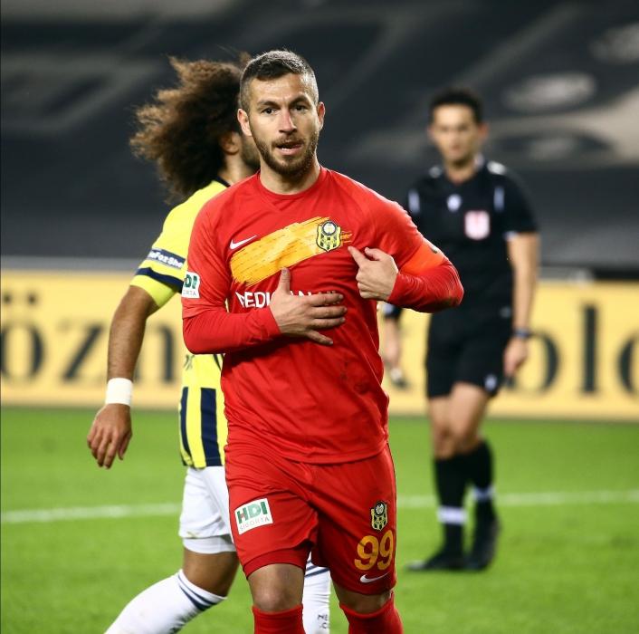Süper Lig´in en çok gol atan yerli futbolcusu: Adem Büyük