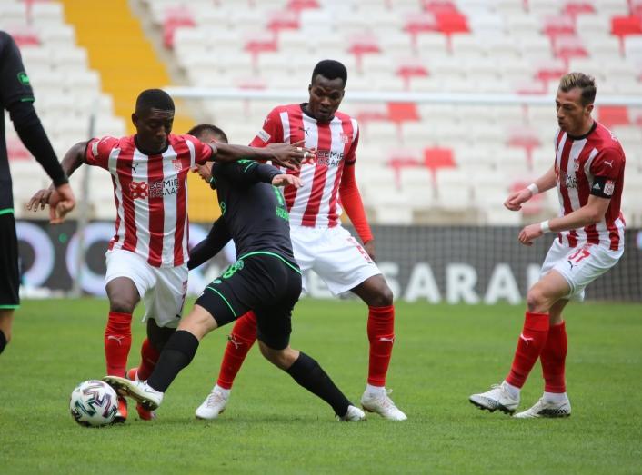 Süper Lig: Sivasspor: 0 - Konyaspor: 0 (Maç devam ediyor)