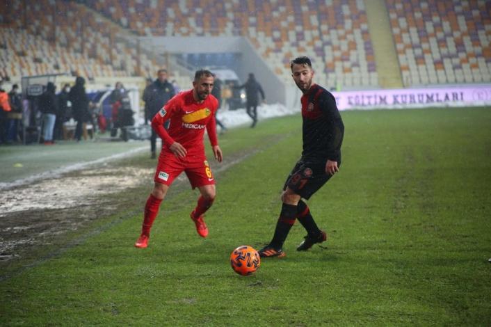 Süper Lig: Yeni Malatyaspor: 0 - Fatih Karagümrük: 0 (Maç sonucu)