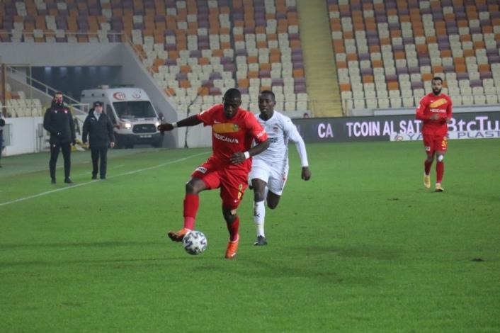 Süper Lig: Yeni Malatyaspor: 2 - DG Sivasspor: 2 (Maç sonucu)
