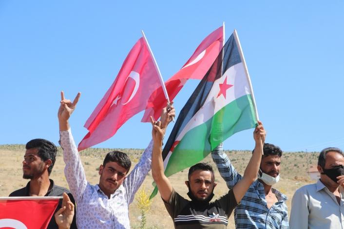 Suriyeli Abraz aşiretinden ´PKK´ya harekat yapılsın´ çağrısı