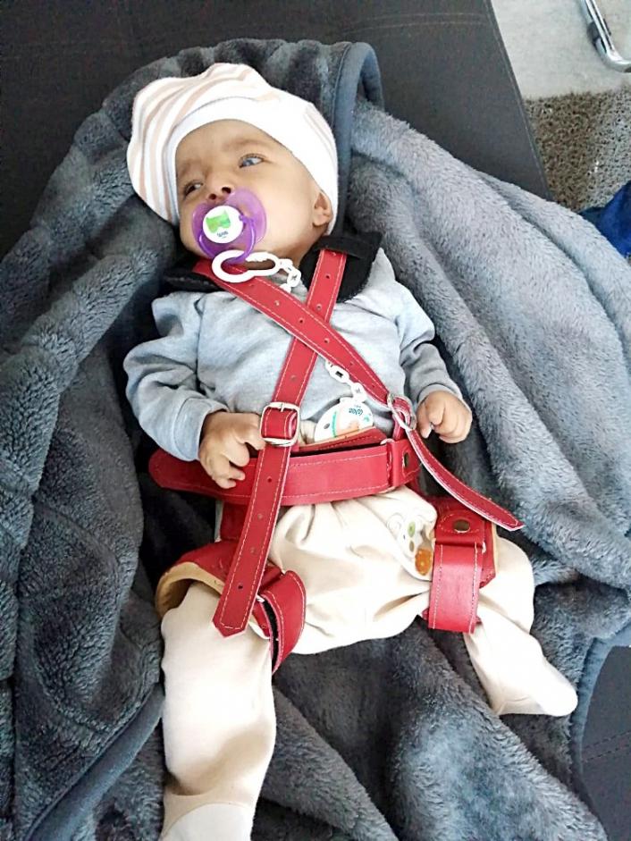 Suriyeli bebek için seferber oldular