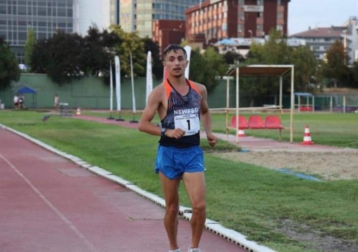 TAF Yürüyüş Kupası yarışmasının birincisi Malatyalı sporcu oldu