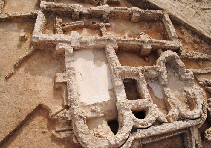 Tarihi hamam ziyaretçilerin ilgi odağı