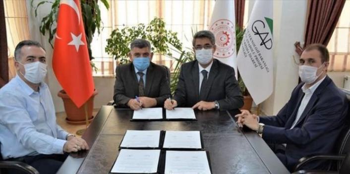 Tarım ve Orman Müdürlüğü GAP İdaresi ile işbirliği protokolü imzaladı