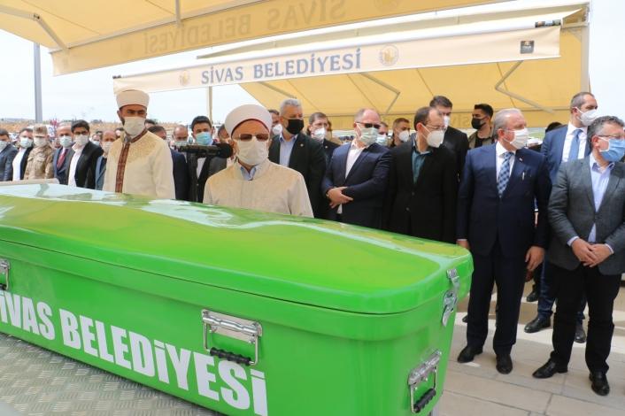 TBMM Başkanı Şentop ve Ticaret Bakanı Muş, Güler´i yalnız bırakmadı