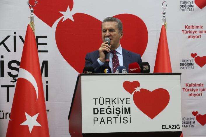 TDP Genel Başkanı Sarıgül: