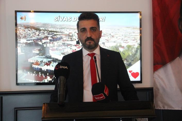 TDP Sivas İl Başkanlığı ataması gerçekleşti