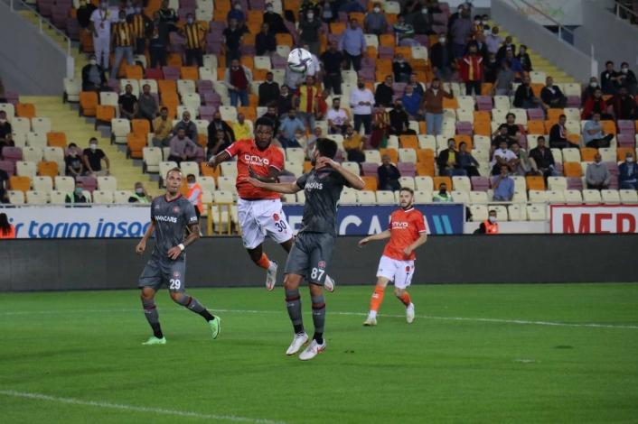 Tetteh´den 5 maçta 3 gollük performans