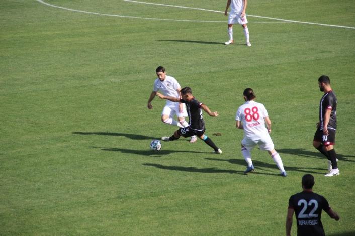 TFF 2. Lig: Elazığspor: 0 - Turgutluspor: 1