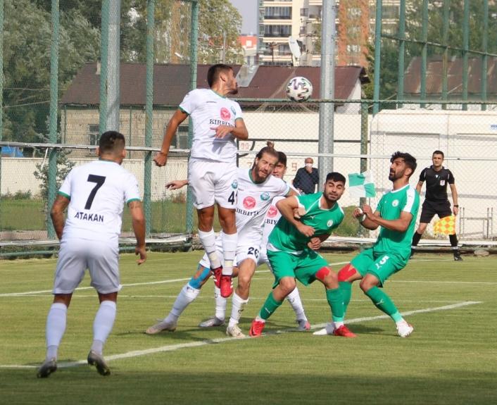 TFF 2. Lig: Sivas Belediyespor: 0 - Serik Belediyespor: 0