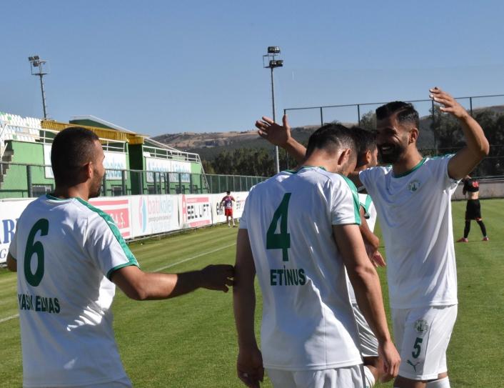 TFF 2. Lig: Sivas Belediyespor: 2 - Turgutluspor: 1