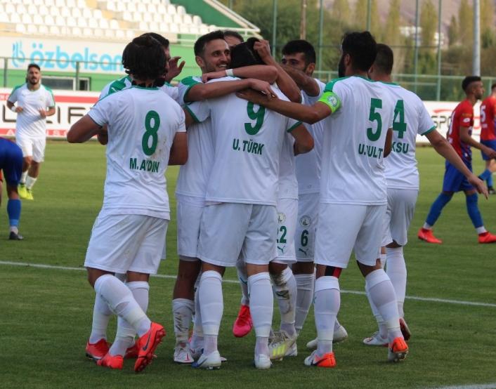 TFF 2. Lig: Sivas Belediyespor: 4 - Kardemir Karabükspor: 1