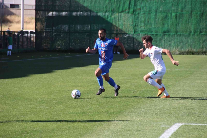 TFF 3. Lig: HD Elazığ Karakoçan FK: 0 - Bayrampaşa: 0