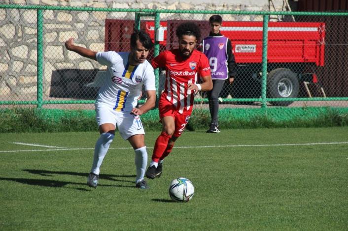 TFF 3. Lig: HD Elazığ Karakoçan FK: 4 - Siirt İl Özel İdarespor: 2