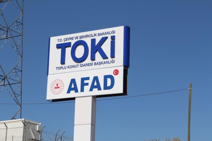 TOKİ, Elazığ´da konut ve ticari alan için yatırımlık 136 arsayı satışa çıkardı