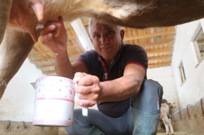Tüketen değil üreten olmak istedi, 40yıl sonra köyüne geri döndü