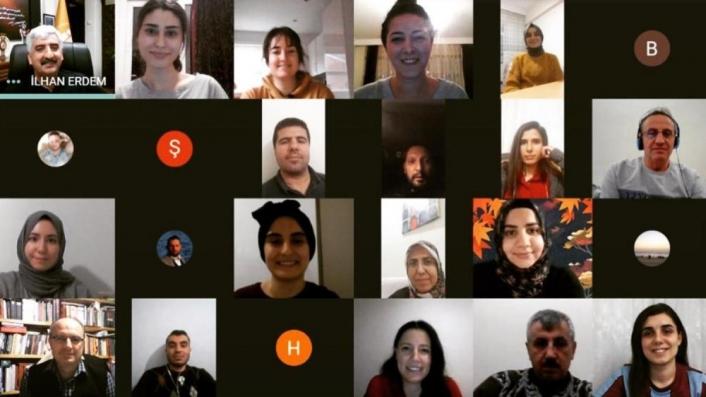 Türkçe Öğretimi Sertifika programı online olarak düzenlendi