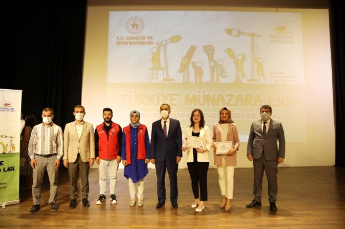 Türkiye Münazara Ligi Güneydoğu Bölge Finali Adıyaman´da yapıldı