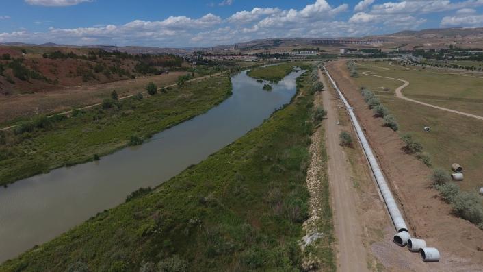 Türkiye´nin en uzun nehri turizme kazandırılıyor