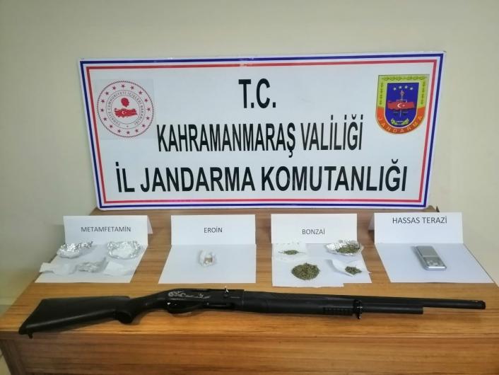 Uyuşturucu ile mücadele kapsamında 757 kişi hakkında yasal işlem