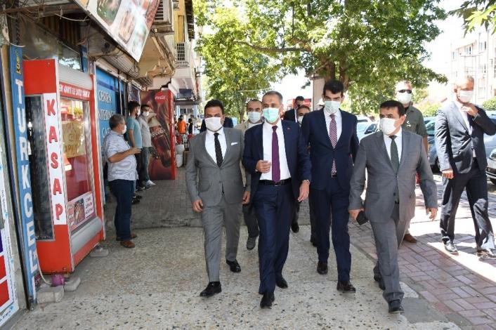 Vali Mahmut Çuhadar´dan Gölbaşı ilçesine ziyaret