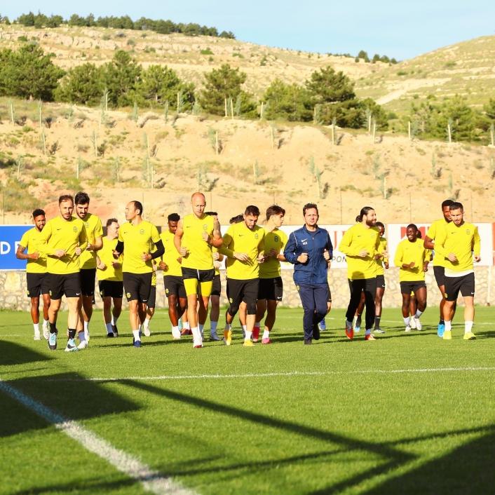 Yeni Malatyaspor, Galatasaray maçının hazırlıklarını tamamladı