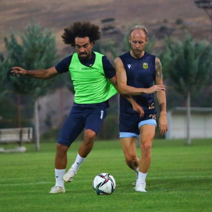 Yeni Malatyaspor, Gaziantep FK maçının hazırlıklarını tamamladı