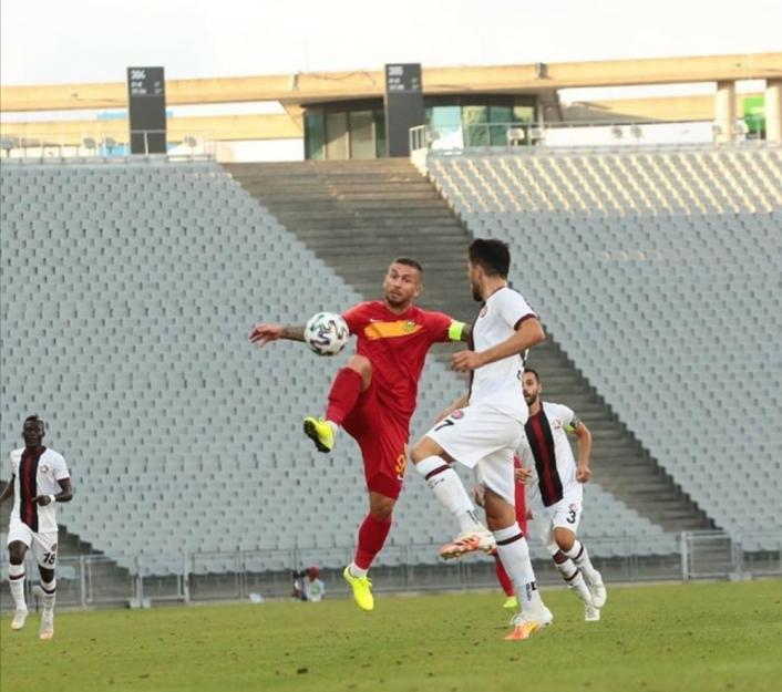 Yeni Malatyaspor, ilk kez sezonun ilk maçını kaybetti