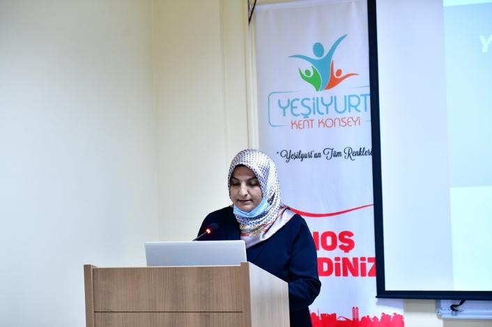 Yeşilyurt Kent Konseyi Kadın Meclisi Başkanlığına Aslan seçildi
