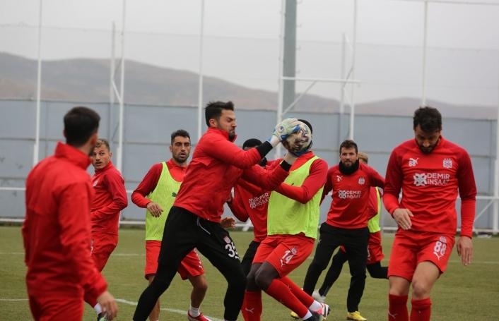 Yiğidolar Antalya maçına hazır