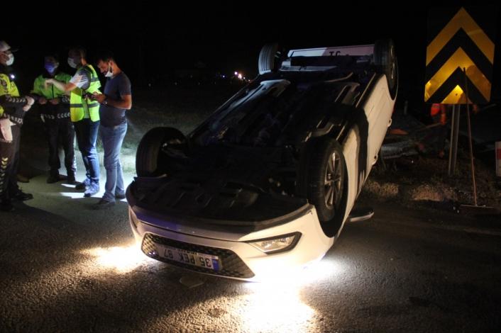 Zara´da trafik kazası 8 kişi yaralandı