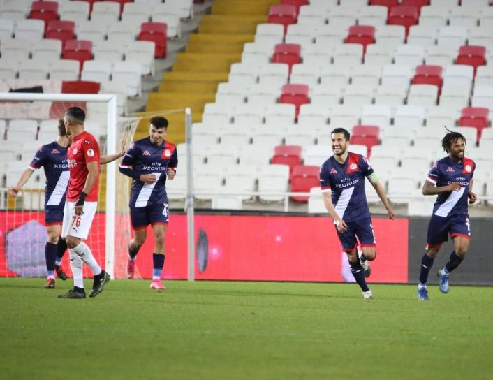 Ziraat Türkiye Kupası: DG Sivasspor: 0 - FTA Antalyaspor: 1 (Maç sonucu)