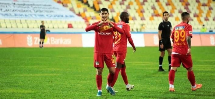 Ziraat Türkiye Kupası: Yeni Malatyaspor: 2 - Artvin Hopaspor: 0